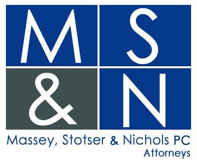 Massey, Stotser & Nichols, P.C. Logo