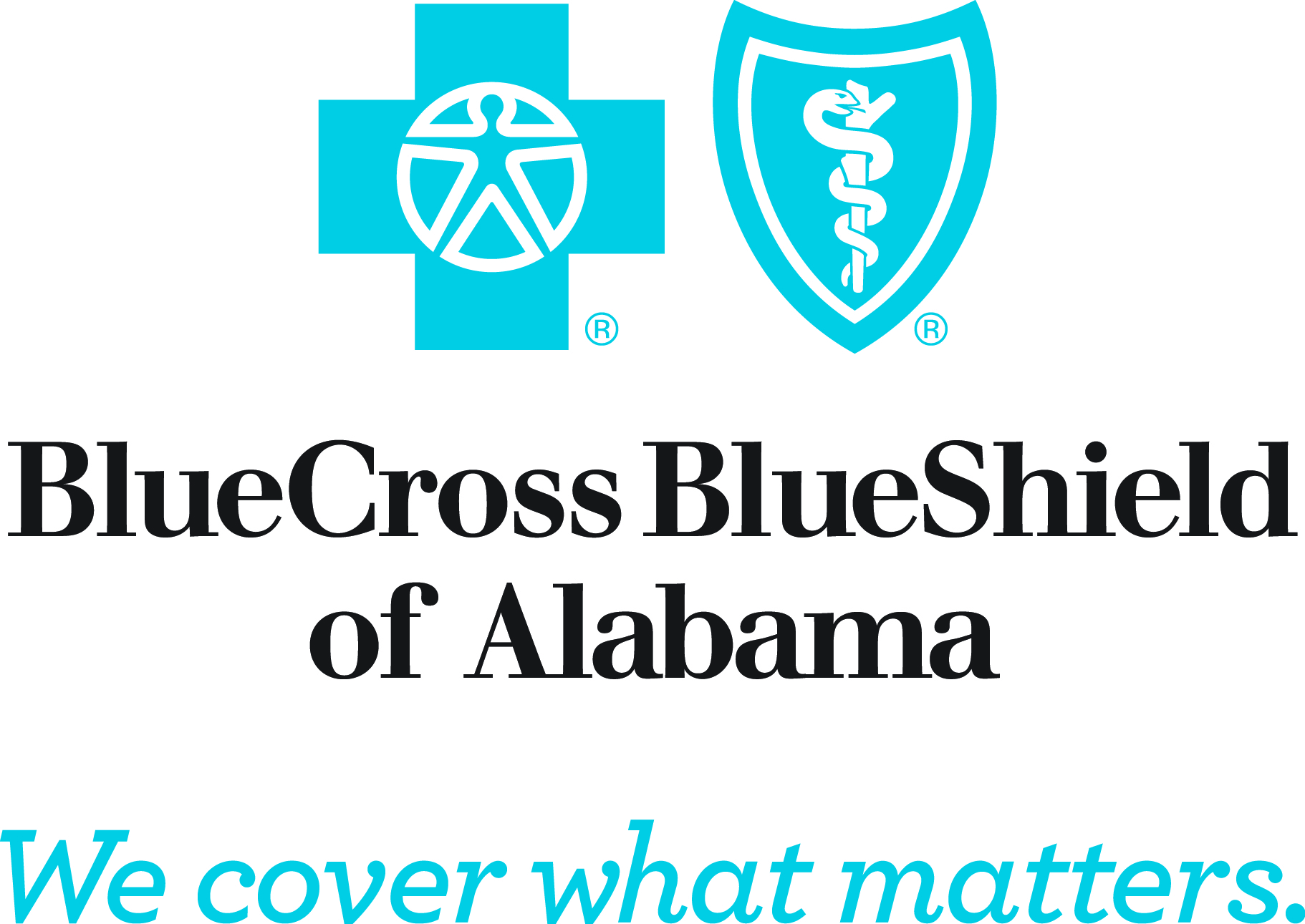 The Caring Foundation of Blue Cross and Blue Shield of Alabama Logo