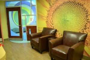 DHC Family room sitting area
