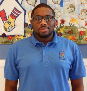 Facilities Manager Jerrod Thomas