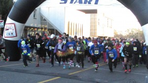 Red Shoe Run 5K Start