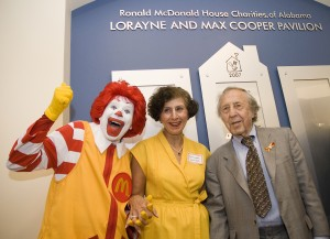 Ronald, Marianne, Max