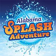 Alabama Splash Adventure Logo