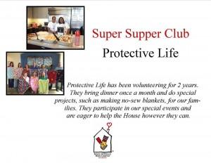 Thank you Protective Life!