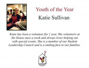 Thank you Katie Sullivan!