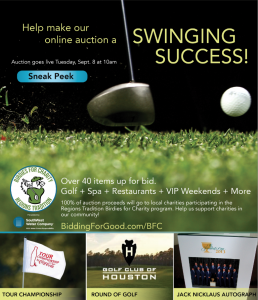 Pre Auction-Golf