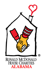 RMHC of Central Alabama Logo