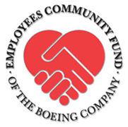 Boeing Employees Community Fund Logo