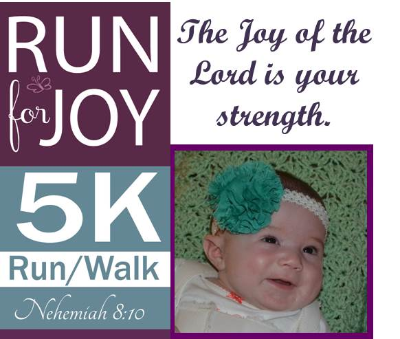 Run for Joy Logo