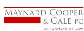 Maynard Cooper & Gale P.C. Logo