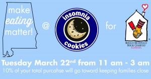 make EATING matter! Insomnia - FB Post