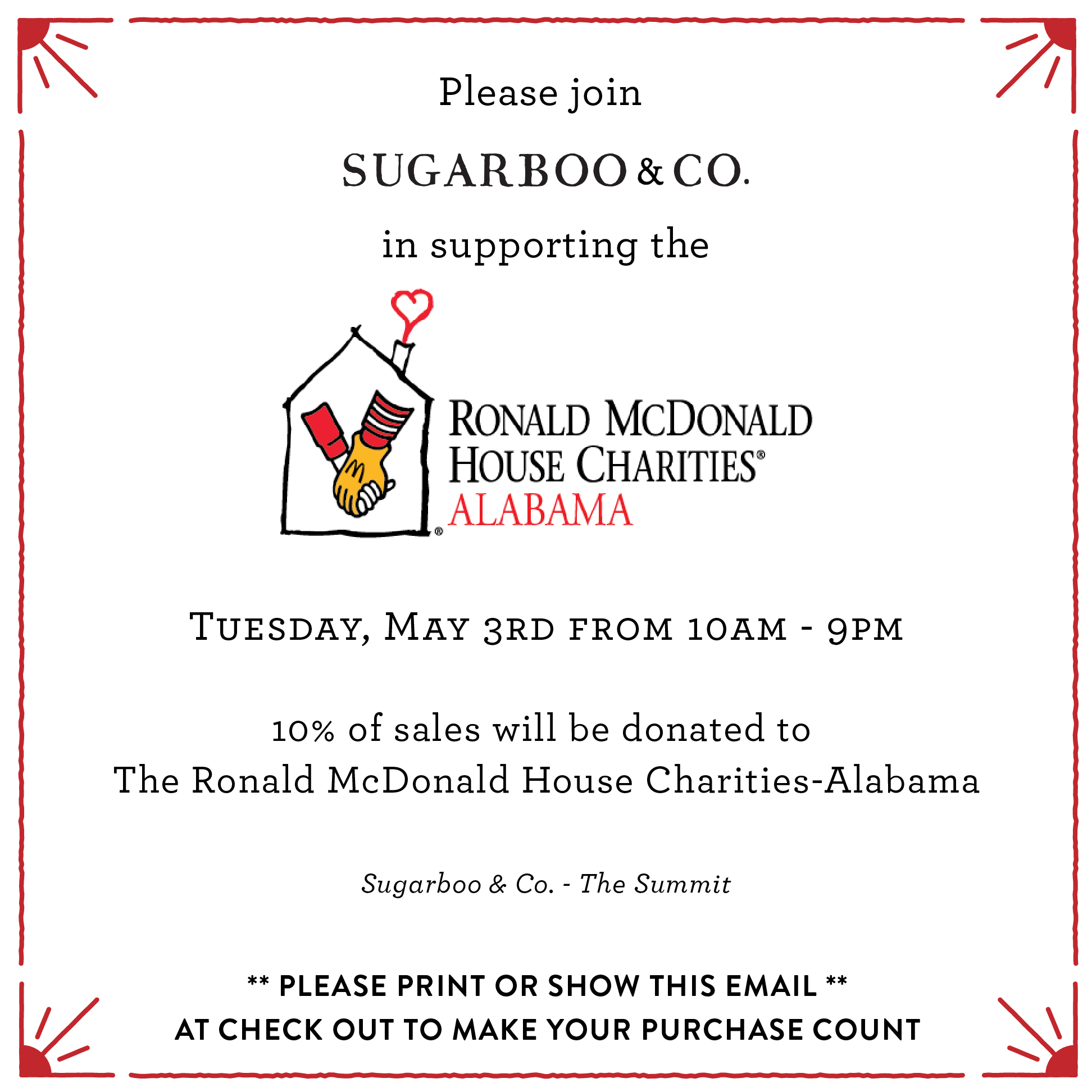Ronald McDonald House Charities of Alabama