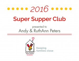 Super Supper Club 2016