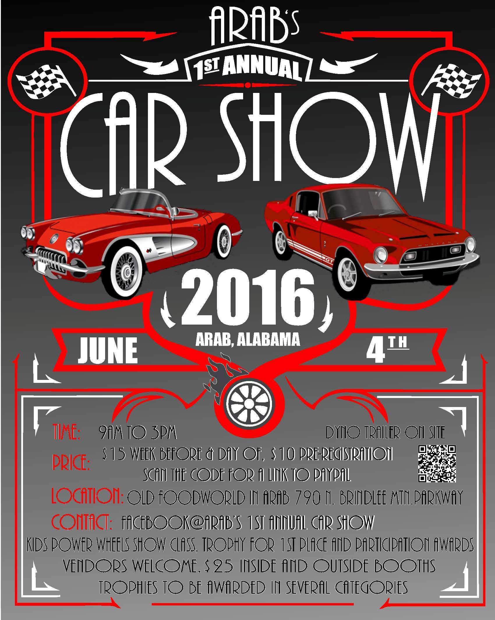 Ronald McDonald House Charities Of Alabama - Car show trophy categories