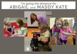 Abigail and Maddy Kate