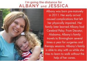 Albany and Jessica