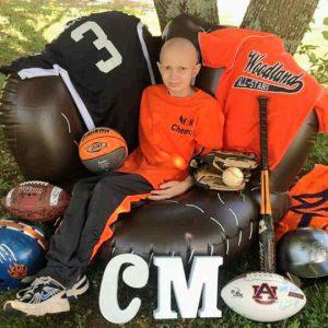 Corey Mitchell Loves Sports