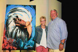 Sandra and Bill Dowell