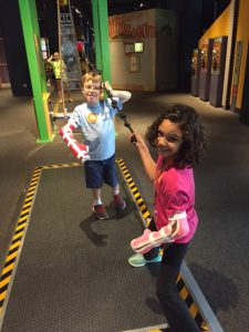 Friends at McWane