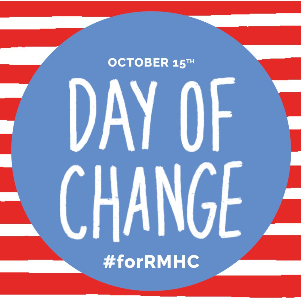 Day of Change logo