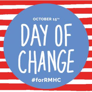 Day of Change logo