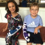 Penny and Nolan are friends after meeting at RMHCA