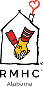 Ronald McDonald House Charities of Alabama Logo