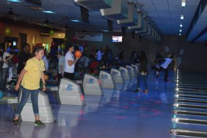 Bowling at the 2017 Bowl-a-palooza