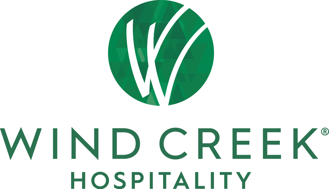 Wind Creek Hospitality / PCI Gaming Authority Logo