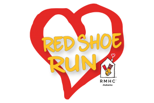 Red Shoe Run 2018 logo