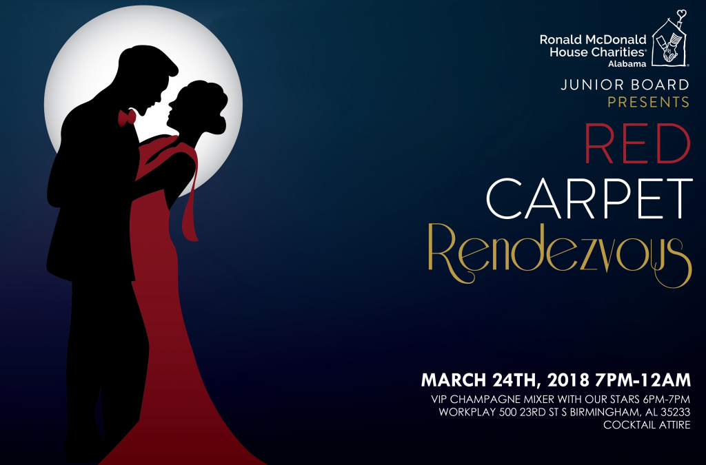 Red Carpet Rendezvous logo