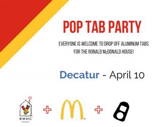 Pop Tab Party Decatur