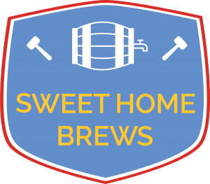 Sweet Home Brews Logo no Firkin Fest