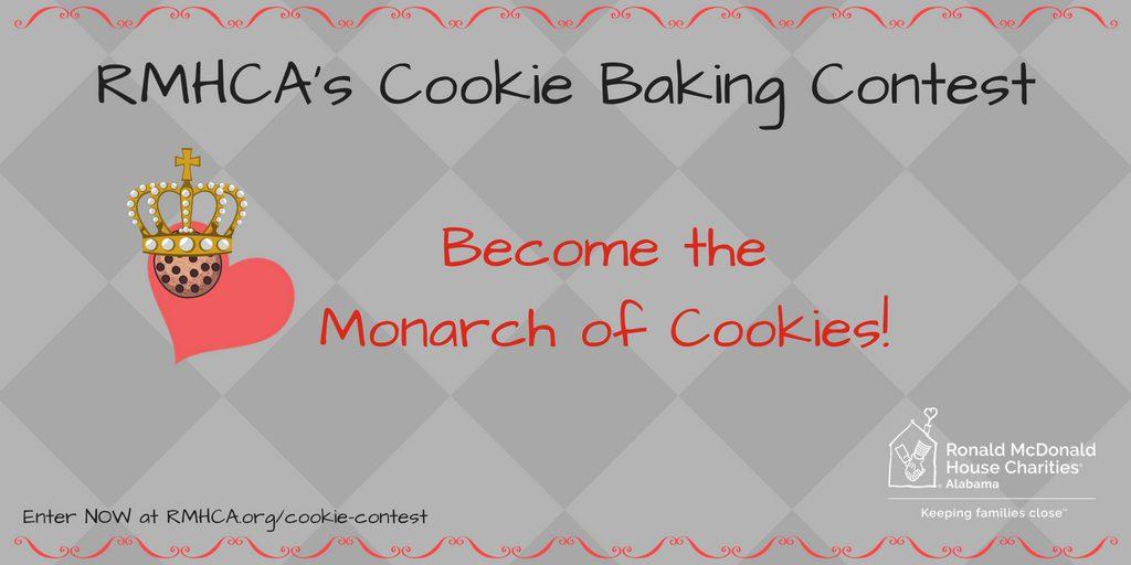 RMHCA Cookie Baking Contest logo