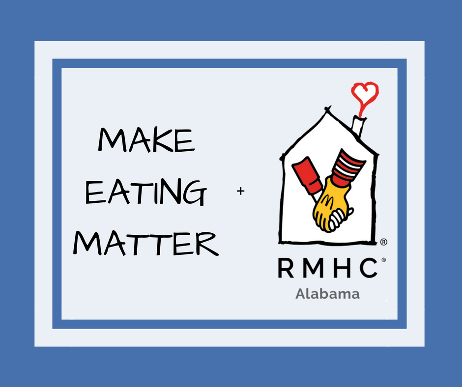 Make Eating Matter generic logo