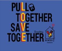 Design that says Pull Together Save Togther