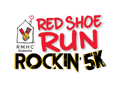 Red Shoe Run 2019 logo