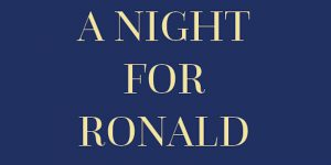 A Night for Ronald Samford ADPi graphic