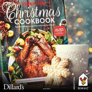 Dillard's Southern Living Cookbook 2018