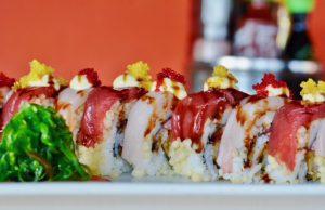 Cowfish Sushi Burger Bar The Roll That Love Built