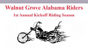 Walnut Grove Motorcycle Ride