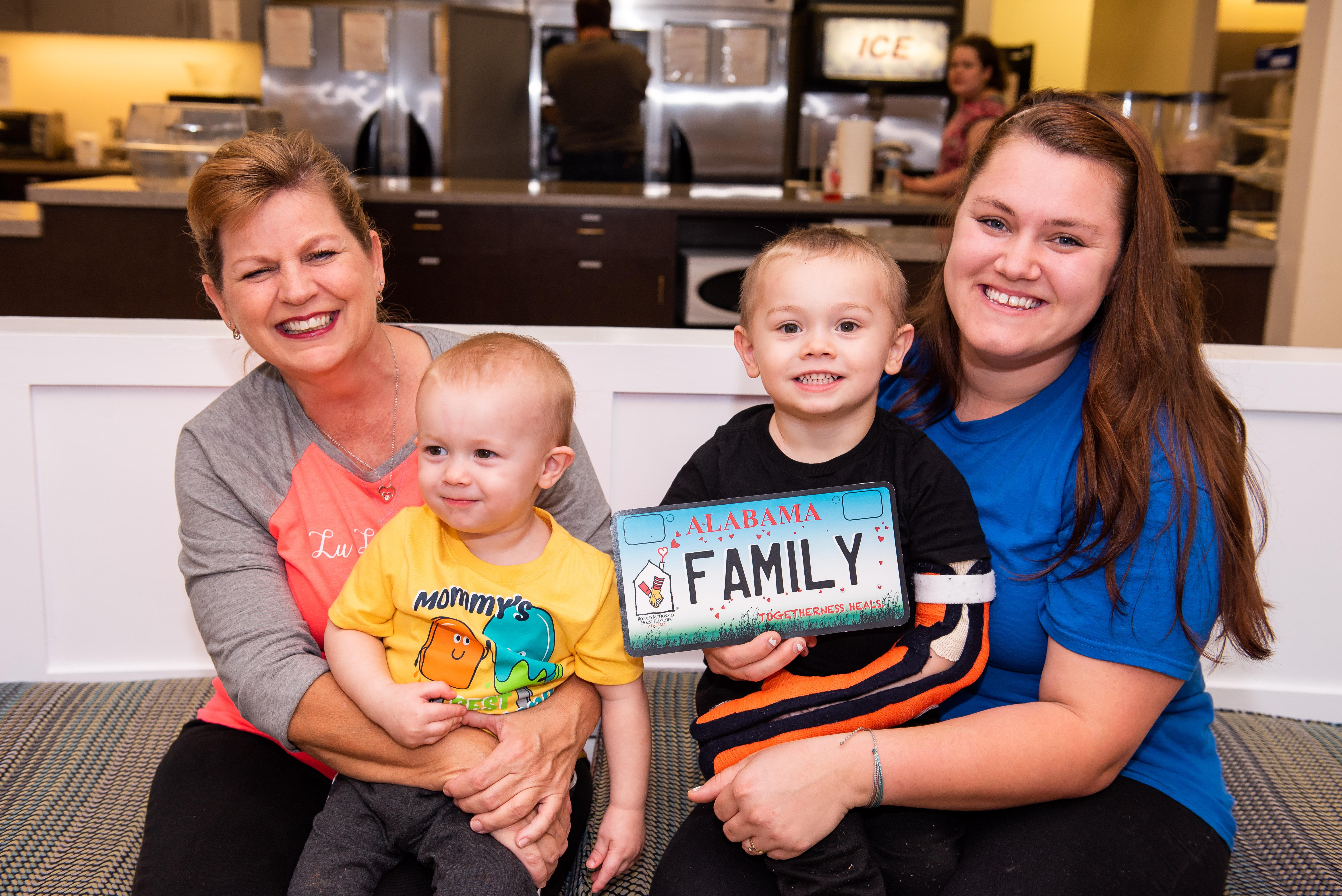 Ronald McDonald House Charities of Alabama   Keeping Families Close