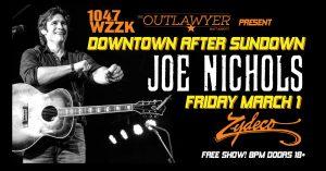 Downtown After Sundown with Joe Nichols