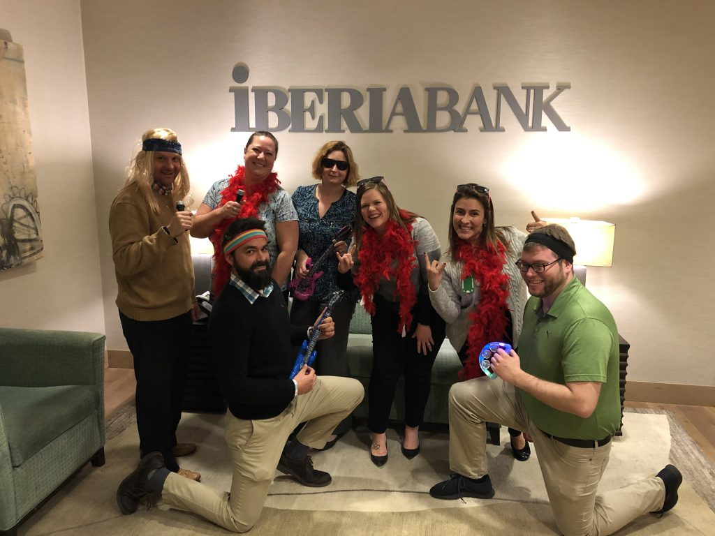 Red Shoe Run Team IBERIABANK