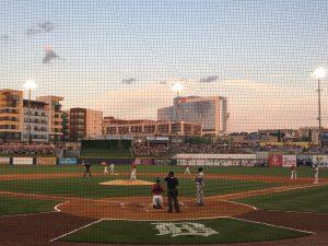 Birmingham Barons baseball field