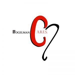 Fogelman Cares Logo