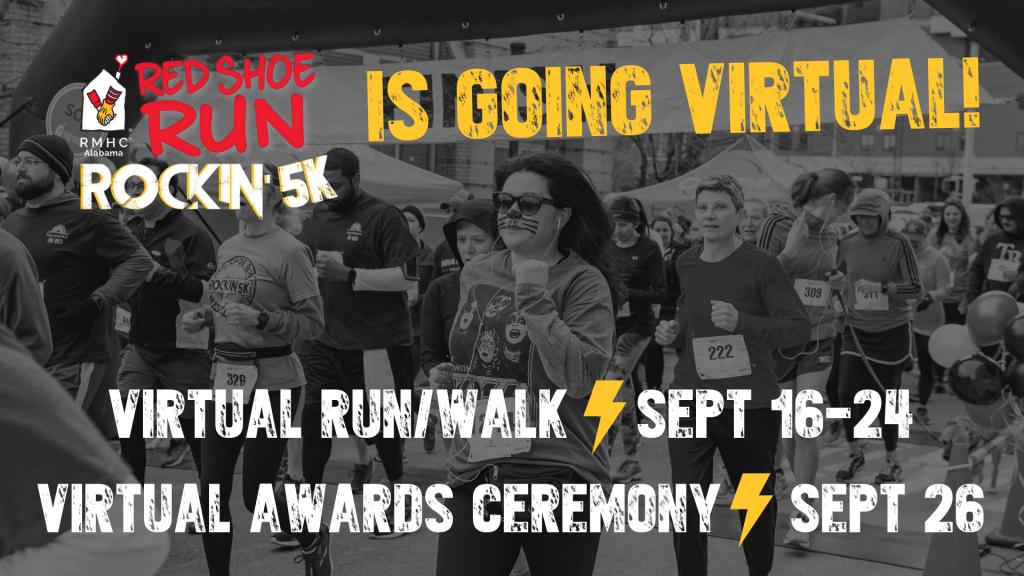 Red Shoe Run: Rockin' 5K is going virtual!