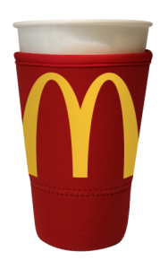 McDonalds Sleeves for Support