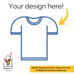 Your design here! T-shirt graphic