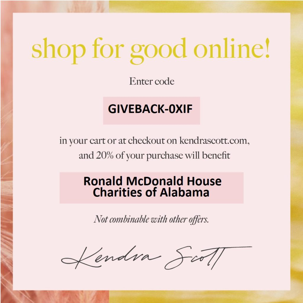 Kendra Scott Shop Online for good logo